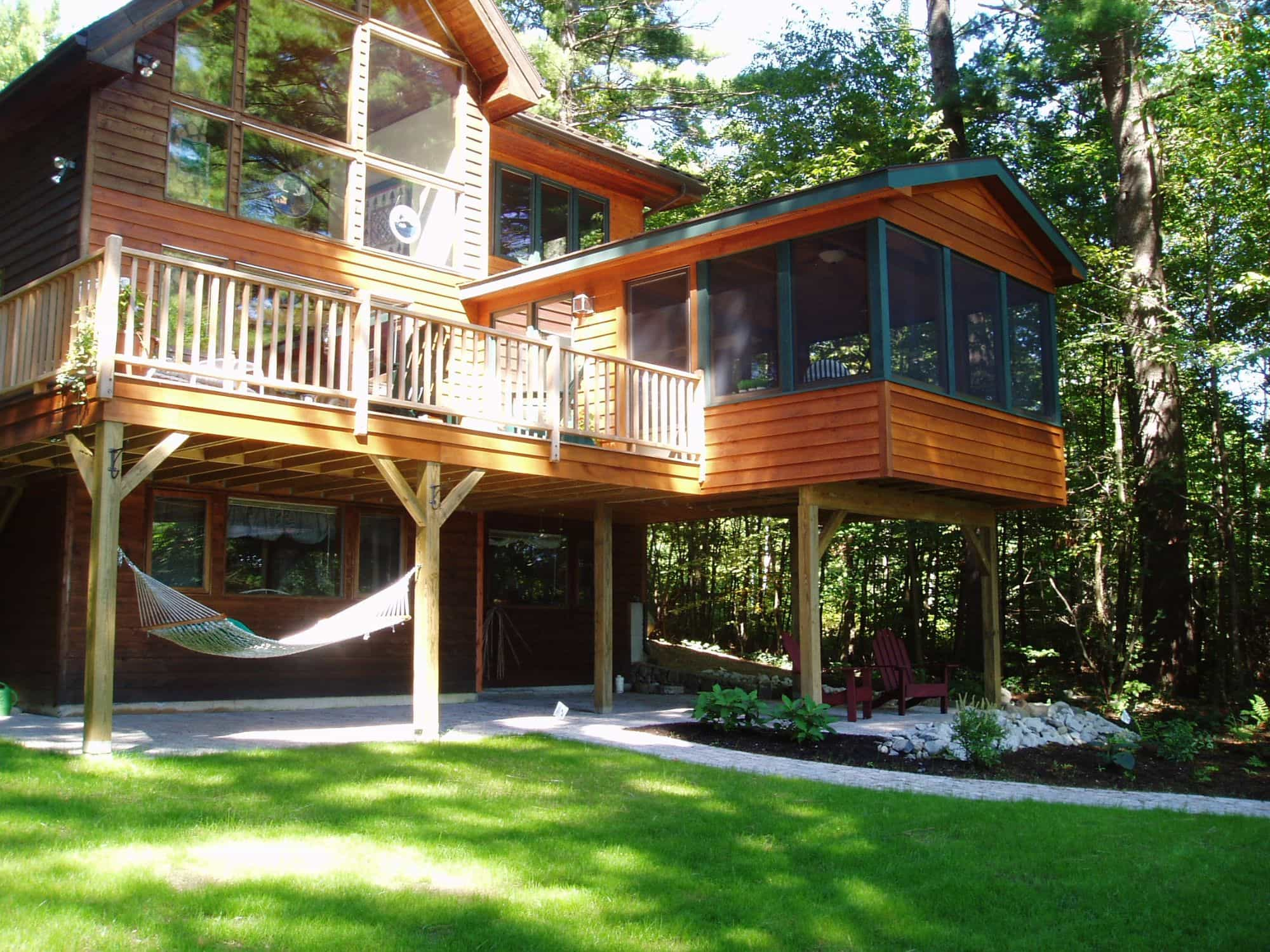 Maine Waterfront Home Renovation