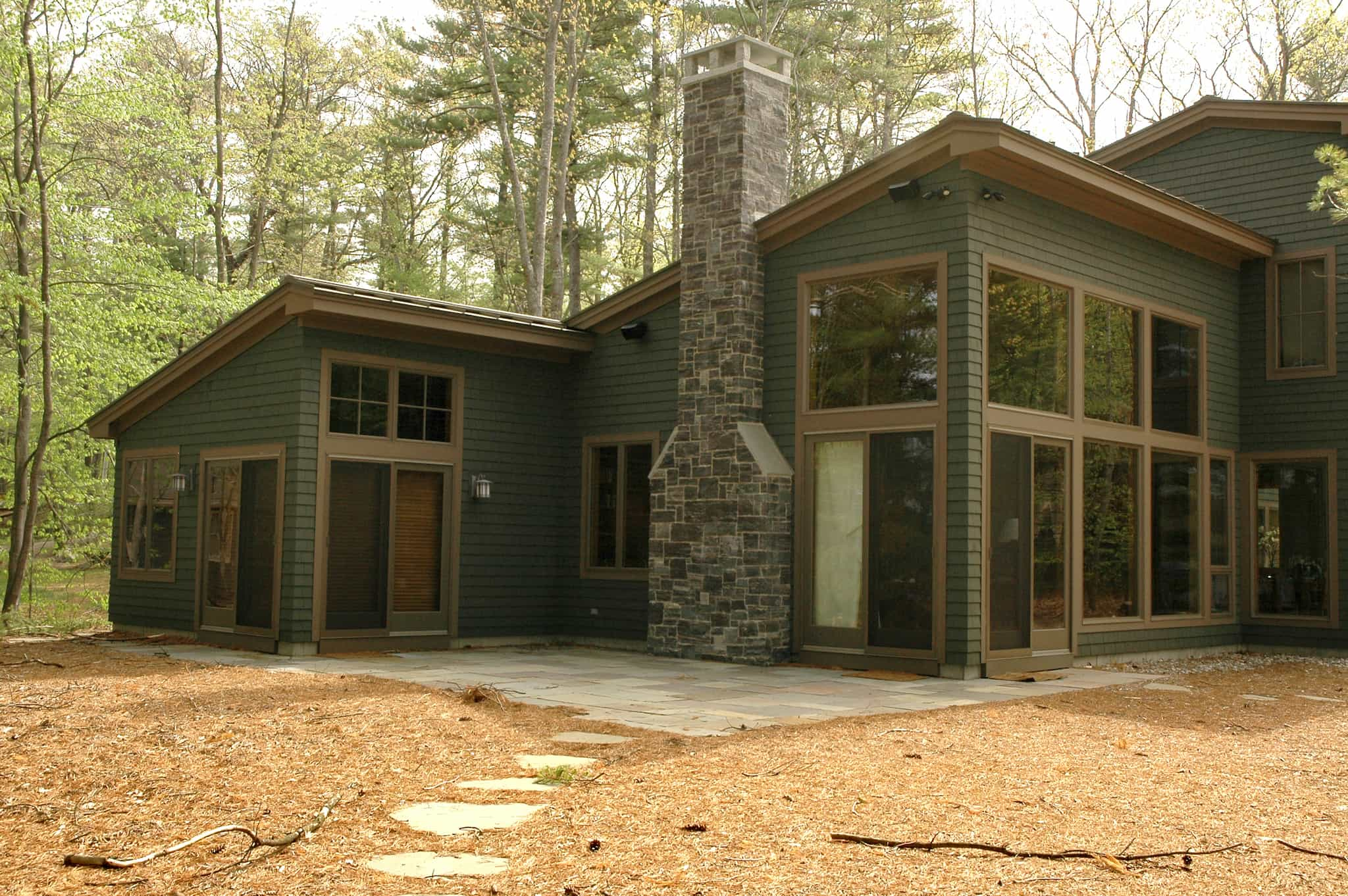 Maine Custom Built Home